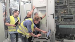 Vorausschauende Instandhaltung und Maschinenzustandsüberwachung