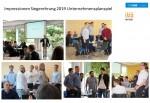 2019 Impressionen Siegerehrung Unternehmensplanspiel TopSim
